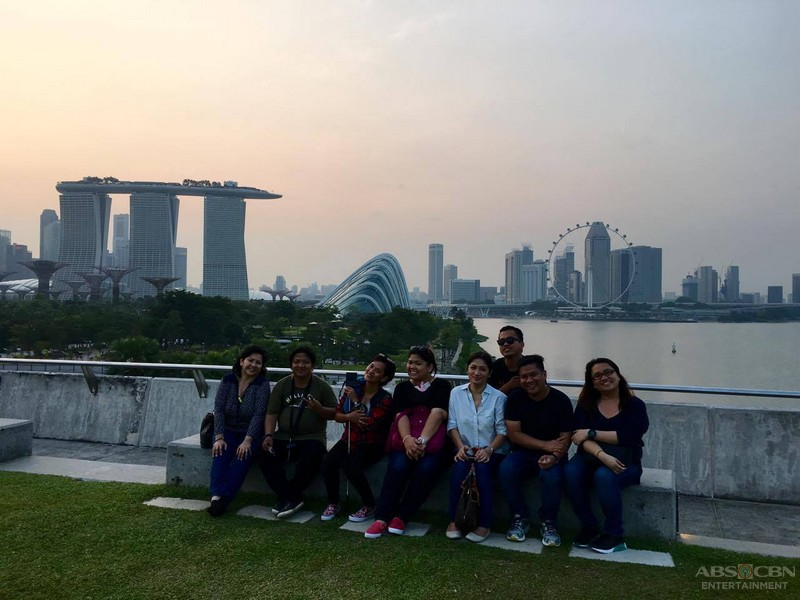 BTS PHOTOS: Be My Lady in Singapore