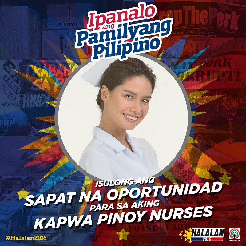 Ipanalo Ang Pamilyang Pilipino: Be My Lady