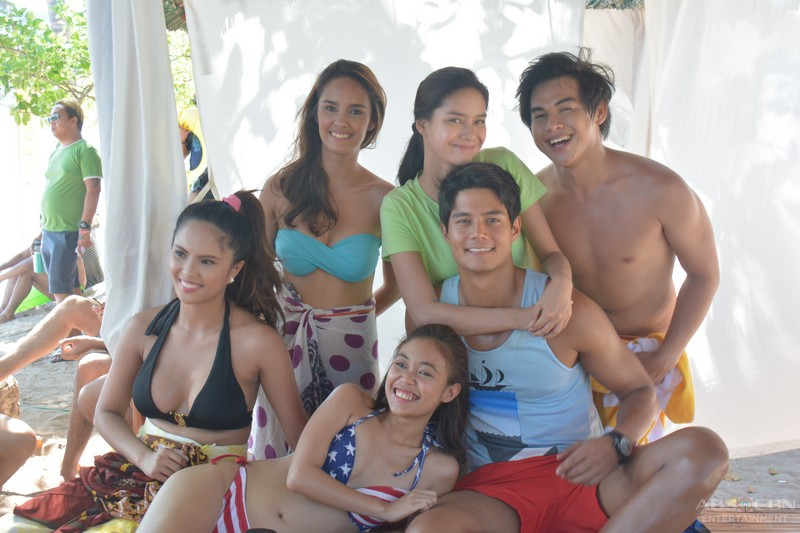 BEHIND-THE-SCENES: Be My Lady summer escapade