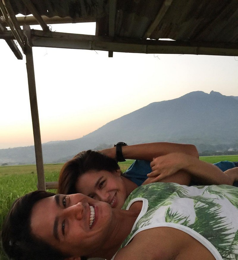 DanRich, nilalanggam sa ka-sweetan sa set ng Be My Lady