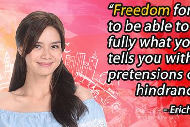 DanRich defines 'freedom'