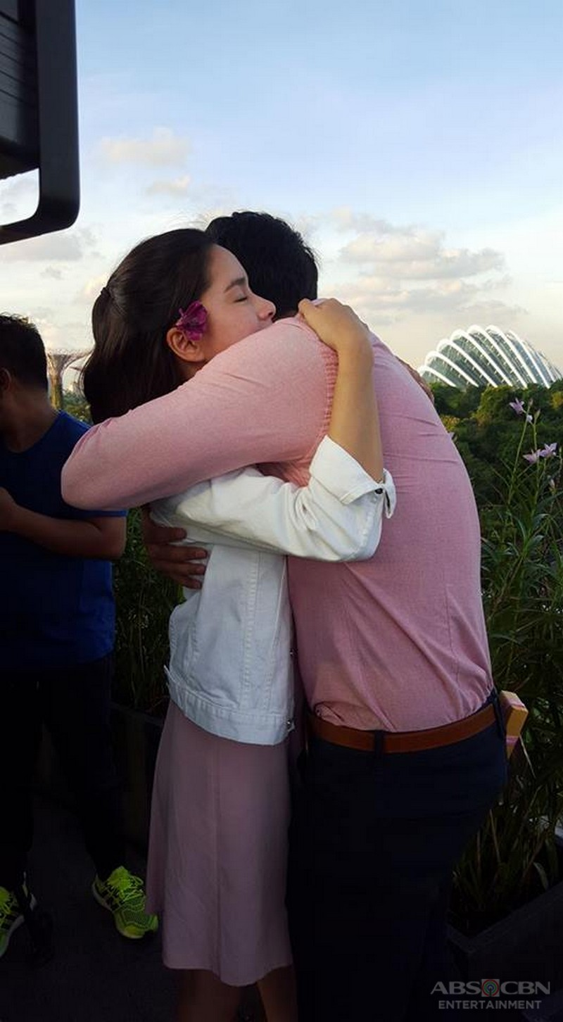 BEHIND-THE-SCENES: The most awaited YES of Pinang to Phil