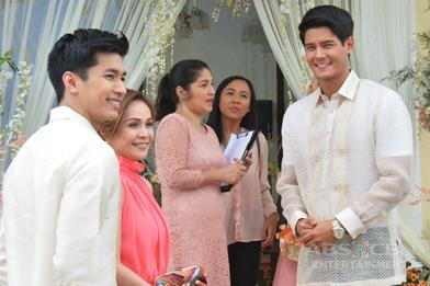 Behind The Scenes: Kasalang Phil at Pinang