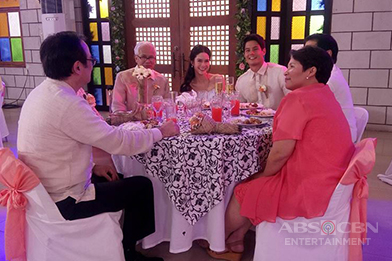 PHOTOS: Phil and Pinang's wedding reception