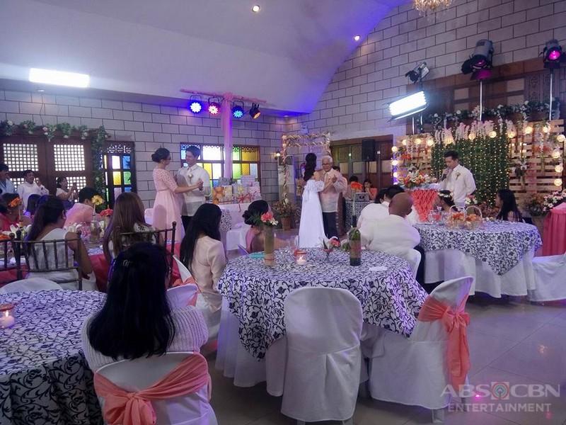 PHOTOS: Phil and Pinang's wedding reception