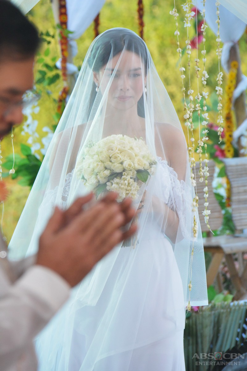 PHOTOS: Oliviera - Crisostomo Nuptials