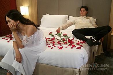 Pasilip sa honeymoon nina Phil at Pinang