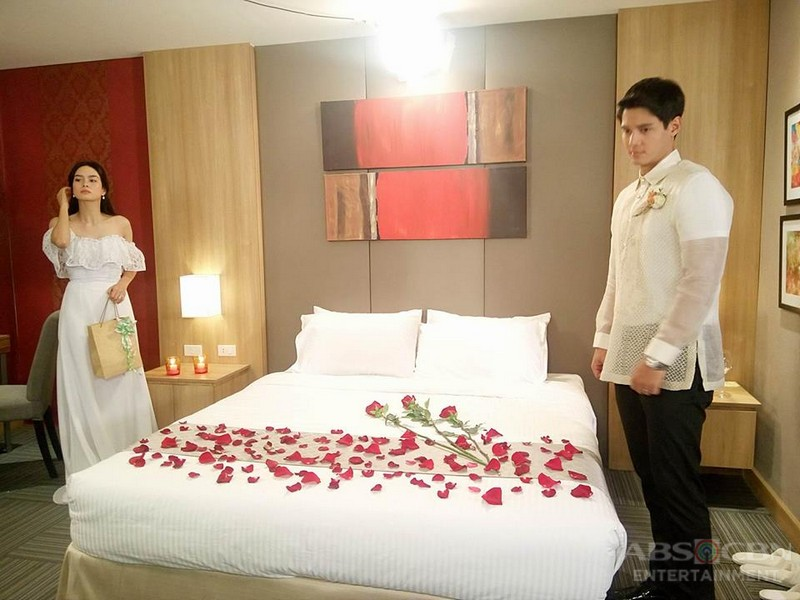 Pasilip sa honeymoon nina Phil at Pinang