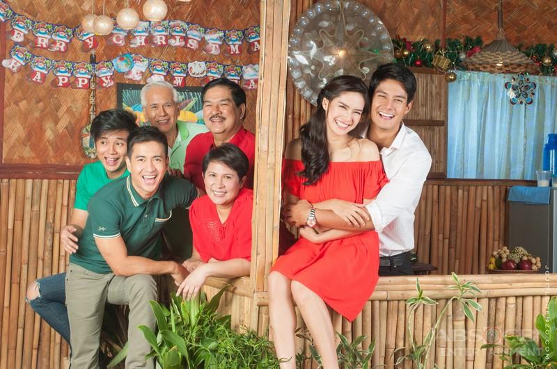 Maligayang Pasko mula sa Be My Lady family