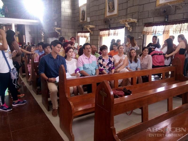 BEHIND-THE-SCENES: Be My Lady's Last Taping Day