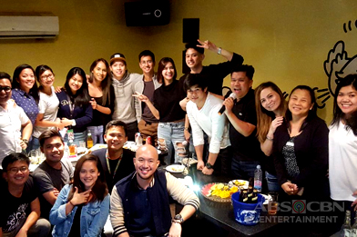 Videoke Party With Be My Lady cast and staff